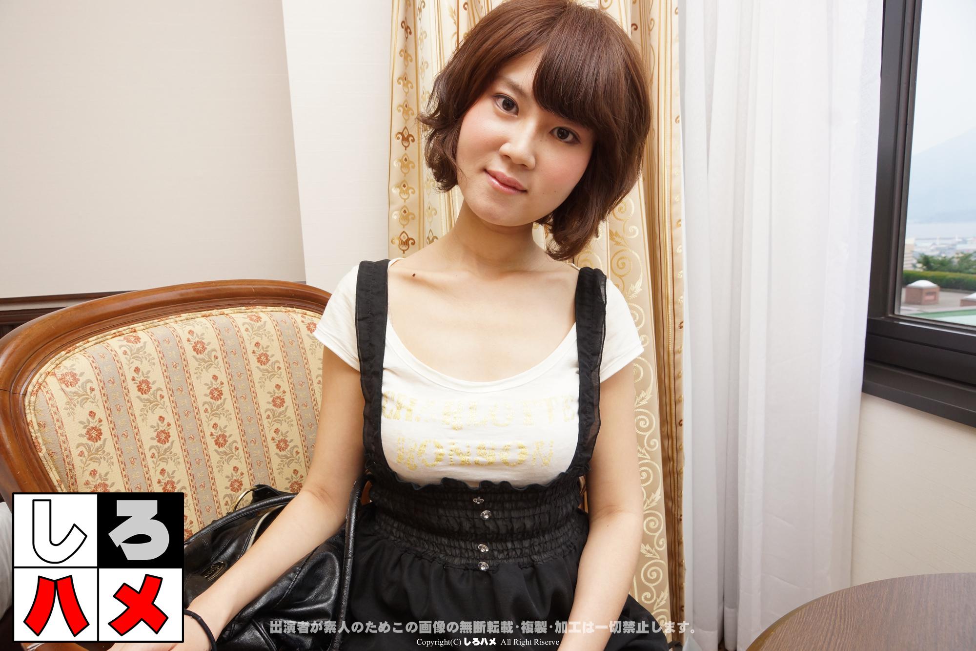 しろハメ初めての中出し 《【面接】Naked2のラスト・トリを飾るのは美人・中国人留学生!